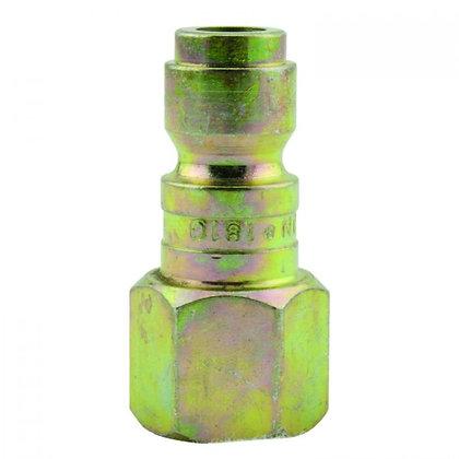 Milton S-1810 1/4in. FNPT P Style Plug