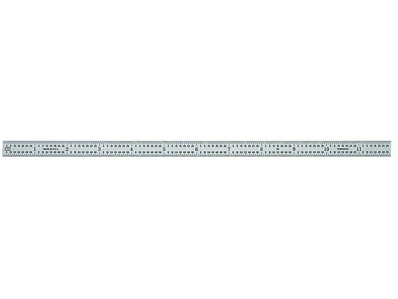 General CF1245 Ultratest 12 In. Flexible Steel Rule with 5R Graduations