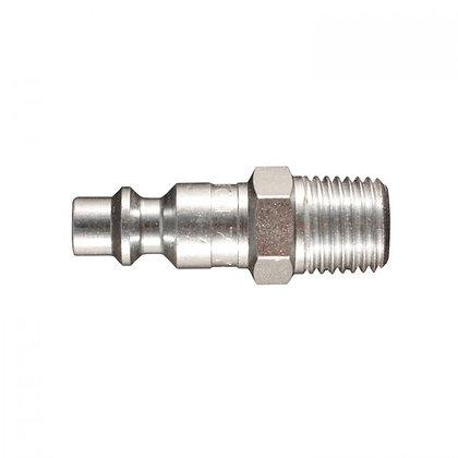 Milton 727BK 1/4in. MNPT M Style Plug