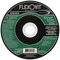 """FlexOvit A2239 Type 27 Grinding Wheel 5"""" x 1/4"""" x 7/8"""""""