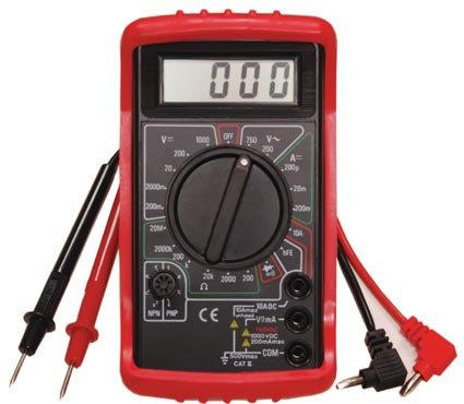 Electronic Specialties 380 Digital Multimeter