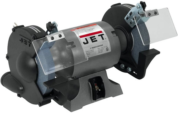 """JET 577102 JBG-8B 8"""" Shop Bench Grinder"""