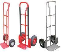 "HIT Tools  HT13 Two wheel Dolley, 800 lbs Capacity, 13"" Air wheels"