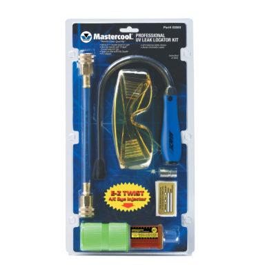 Mastercool 53580 PROFESSIONAL UV LEAK LOCATOR KIT