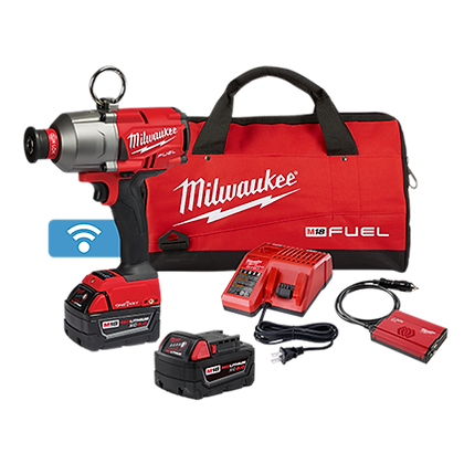 Milwaukee 2865-22 M18 FUEL 7/16in. Hex Utility High Torque Impact w/ ONE-KEY Kit