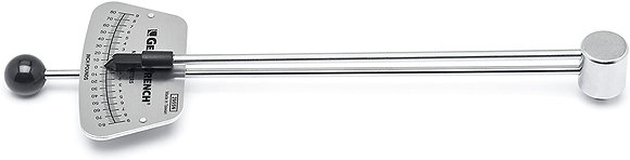 """GearWrench 2955N 1/4"""" Drive Beam Torque Wrench 0-80 in/lbs."""