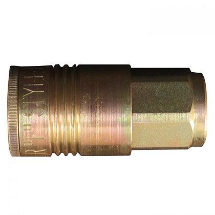 Milton S-1803 1/4in. FNPT P Style Coupler