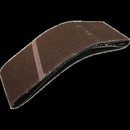 "Makita 794119A2 3"" x 21"" Abrasive Belt, 60 Grit, 2/pk"