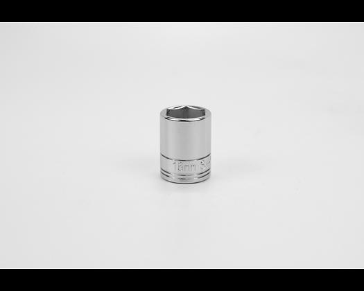 S-K 316 16mm 3/8in Drive Metric Std Chrome Socket