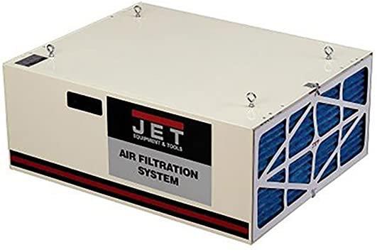 JET 708620B AFS-1000B, 1000 CFM Air Filtration System