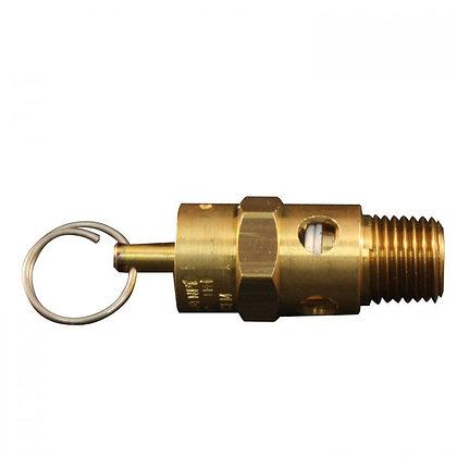 Milton 1090-150 1/4in. MNPT ASME Safety Valve - 150 PSI Pop off Pressure