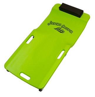 Lisle 99102 LOW PROFILE PLASTIC CREEPER (NEON GREEN)