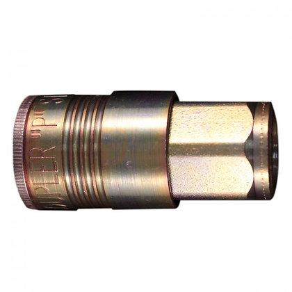 Milton S-1805 3/8in. FNPT P Style Coupler