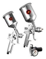 Wilmar M503 2pc HVLP Spray Gun Kit