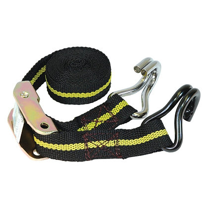 """K-Tool 73864 1"""" x 6' Motorcycle Tie Down with 1,200 lb Capacity"""