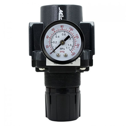 Milton EX45R-02 FRL Air Regulator - 1/4in. NPT