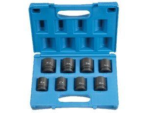 Grey Pneumatic 8134M 3/4 Dr 8 Pc Std Metric Set