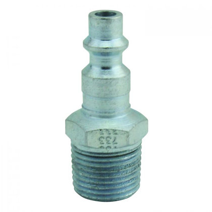 Milton S-733 3/8in. MNPT M Style Plug
