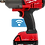 Thumbnail: Milwaukee 2863-22 M18 FUEL w/ ONE-KEY High Torque Impact Wrench 1/2in. Kit