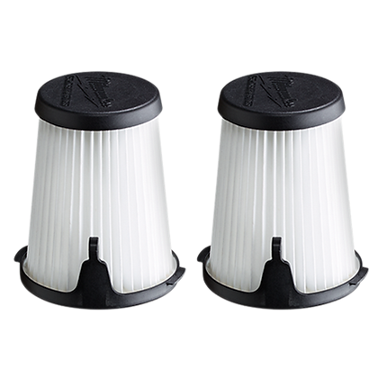 Milwaukee 49-90-1950 3 in. Replacement Filters (2-Pack)