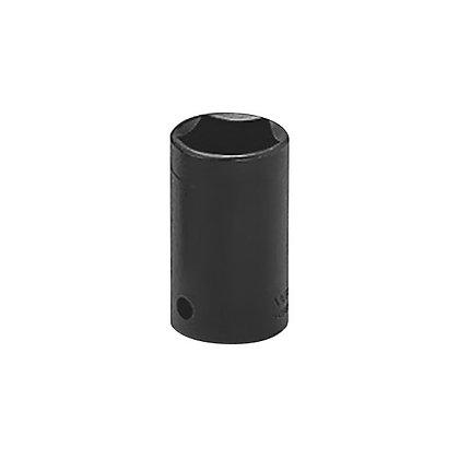 "Wright Tool 9076 13/16"" 5 Pt. Black Penta Socket"