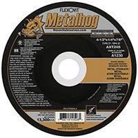 """FlexOvit A1230 Type 27 Grinding Wheel 4-1/2"""" x 1/4"""" x 7/8"""""""