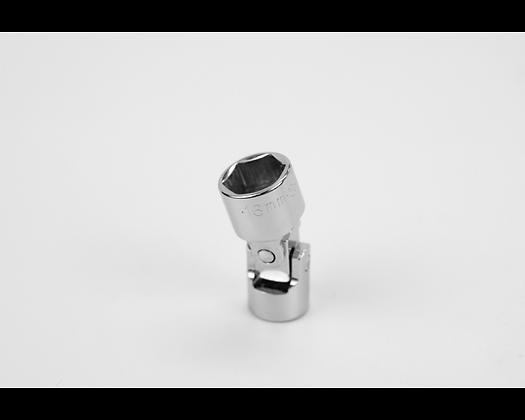 S-K 40516 16mm 3/8in Dr 6pt Metric Flex Chrome Socket