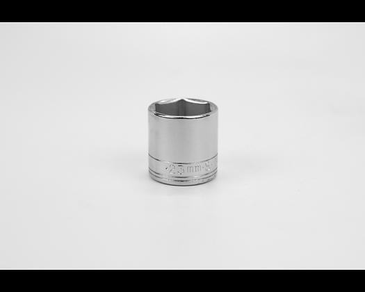 S-K 323 23mm 3/8in Drive Metric Std Chrome Socket