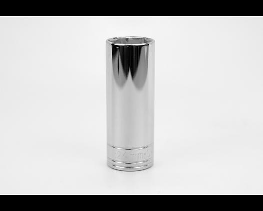 S-K 40024 24mm 1/2in Dr 6 Point Metric Dp Chrome Socket