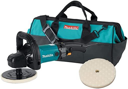 "Makita 9237CX2 7"" Polisher Kit"