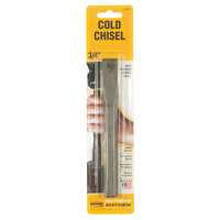 Mayhew 10602 3/4 X 7 COLD CHISEL-RTL