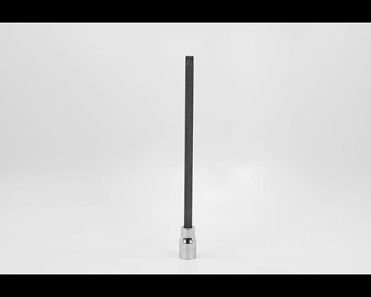 S-K 42650 T50 3/8in Dr Torx Extra Long Chrome Bit Socket