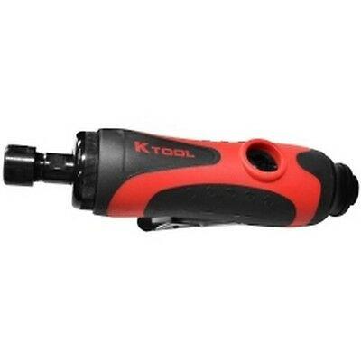 """K-Tool 87124 Heavy Duty Industrial Quality 1/2"""" HP 1/4"""" Straight Die Grinder"""