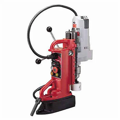 Milwaukee 4206-1 Adjustable Position Electromagnetic Drill Press w/ 3/4in. Motor
