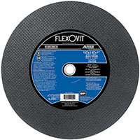 "FlexOvit F5292 Type 1 High Speed Cutoff Wheel 12"" x 1/8"" x 1"""