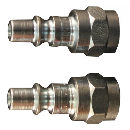 Milton 778BK 1/4in. FNPT A Style Plug