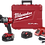 Thumbnail: Milwaukee 2804-22 M18 FUEL 1/2in. Hammer Drill Kit