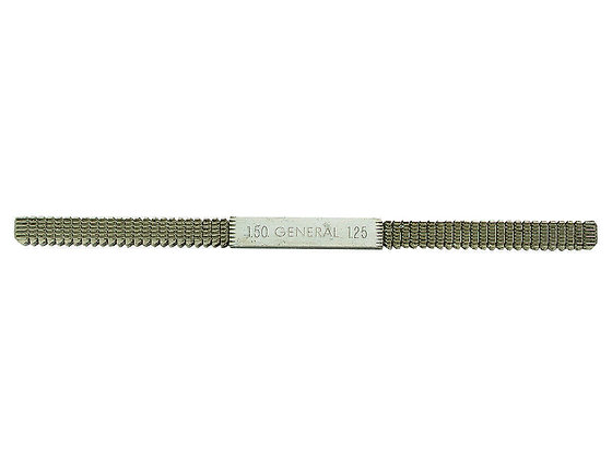 General 177-8 Metric Thread Repair File