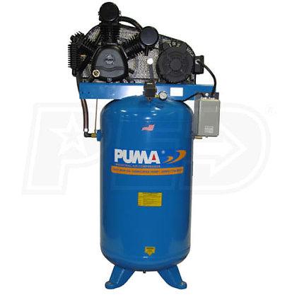 Puma TUK-5080VM 5 HP 80 Gal. Two Stage Air Compressor