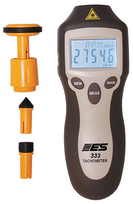 Electronic Specialties 333 Pro Laser / Contact Tachometer