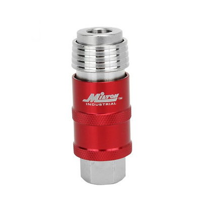Milton S-1750 5 in 1 Universal Safety Exhaust Quick-Connect Coupler 1/4in. NPT