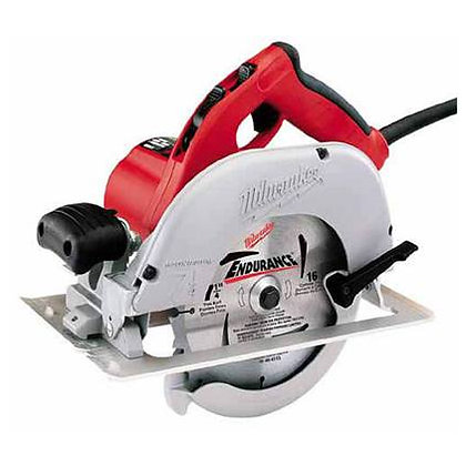Milwaukee 6391-21 7-1/4in. Left Blade Circular Saw with Case