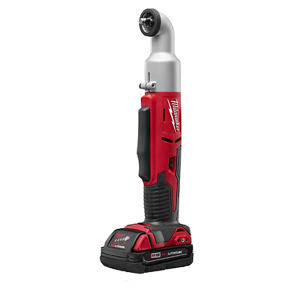 """Milwaukee 2668-21 CT M18 Cordless 2-Speed 3/8"""" Right Angle Impact Wrench Kit"""