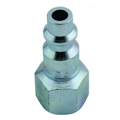 Milton 728BK 1/4in. FNPT M Style Plug