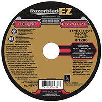 "FlexOvit F1206 Type 1 Cutoff Wheel 4-1/2"" x 0.04"" x 7/8"""