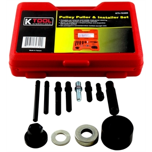 K-Tool 70300 Pulley Puller and Installer Set