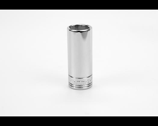 S-K 41711 15mm 1/4in Dr 6 Point Metric Dp Chrome Socket