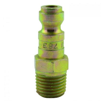 Milton S-783 1/4 MNPT T Style Plug