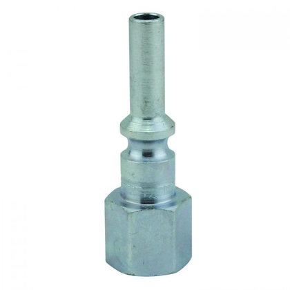 Milton S-792 1/4in. FNPT L Style Plug