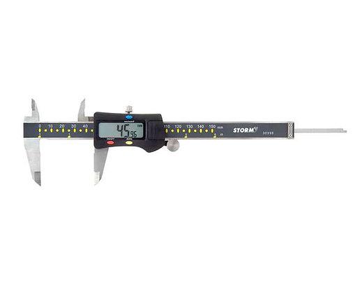 "Storm 3C350 Digital Caliper 0-6""/1-150mm Range"